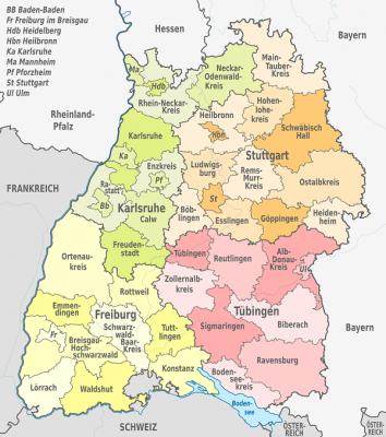 Baden-Württemberg Jugendämter