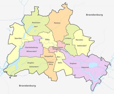 Berlin Jugendämter