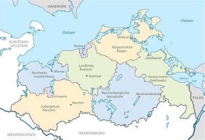 Mecklenburg-Vorpommern Jugendämter