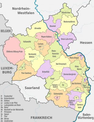 Rheinland-Pfalz Jugendämter