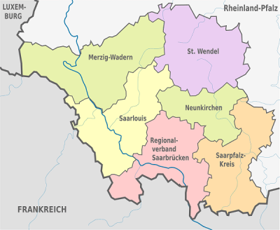 Saarland Jugendämter
