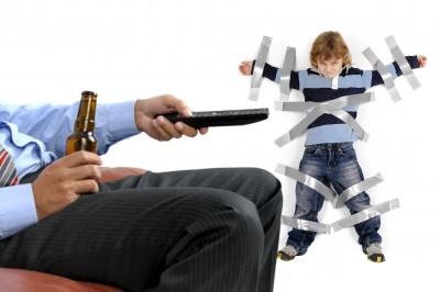 Männerrechte vor Kindeswohl