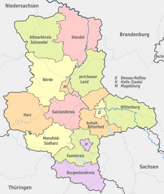 Sachsen-Anhalt Jugendämter