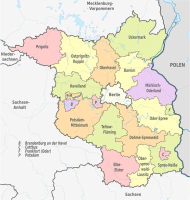 Brandenburg Jugendämter