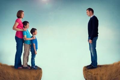 Väterpflichten und Mütterrechte