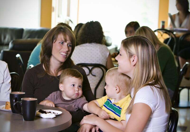 Beratung für alleinerziehende Mütter