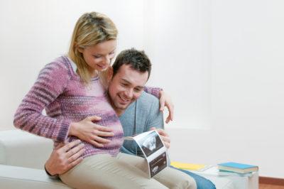 Die Vorfreude auf das Baby steigt | © panthermedia.net / ridofranz